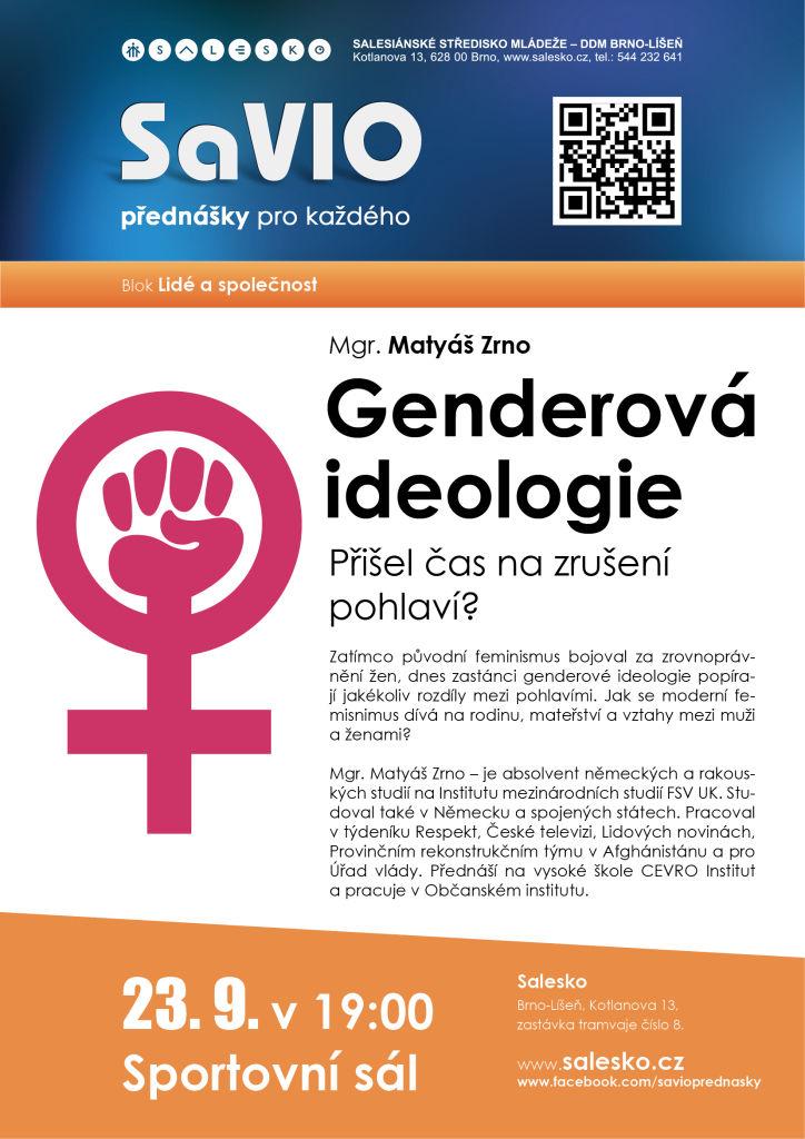 <a href='https://www.salesko.cz/savio-genderova-ideologie-prisel-cas-na-zruseni-pohlavi-matyas-zrno/' title='SaVIO – Genderová ideologie – přišel čas na zrušení pohlaví? (Matyáš Zrno)'>SaVIO – Genderová ideologie – přišel čas na zrušení pohlaví? (Matyáš Zrno)</a>