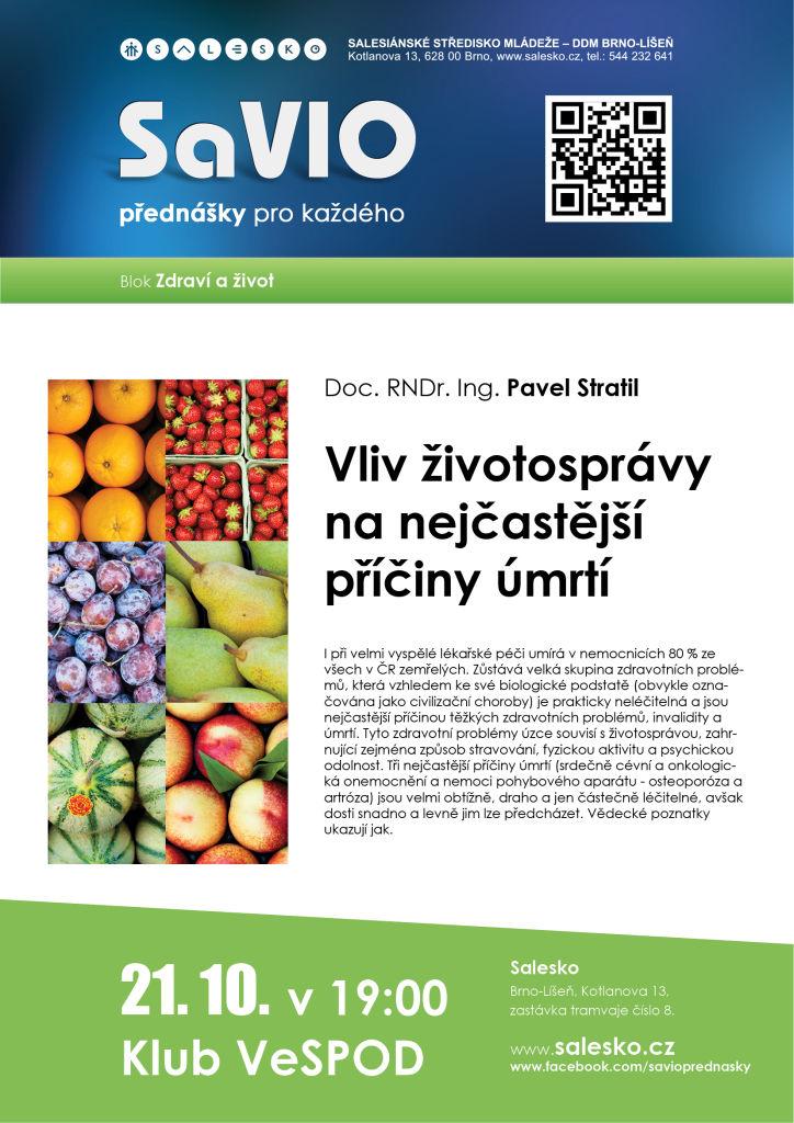 <a href='https://www.salesko.cz/savio-vliv-zivotospravy-na-tri-nejcastejsi-priciny-umrti-doc-rndr-ing-pavel-stratil-ph-d/' title='SaVIO – Vliv životosprávy na tři nejčastější příčiny úmrtí (doc. RNDr. Ing. Pavel Stratil Ph.D.)'>SaVIO – Vliv životosprávy na tři nejčastější příčiny úmrtí (doc. RNDr. Ing. Pavel Stratil Ph.D.)</a>
