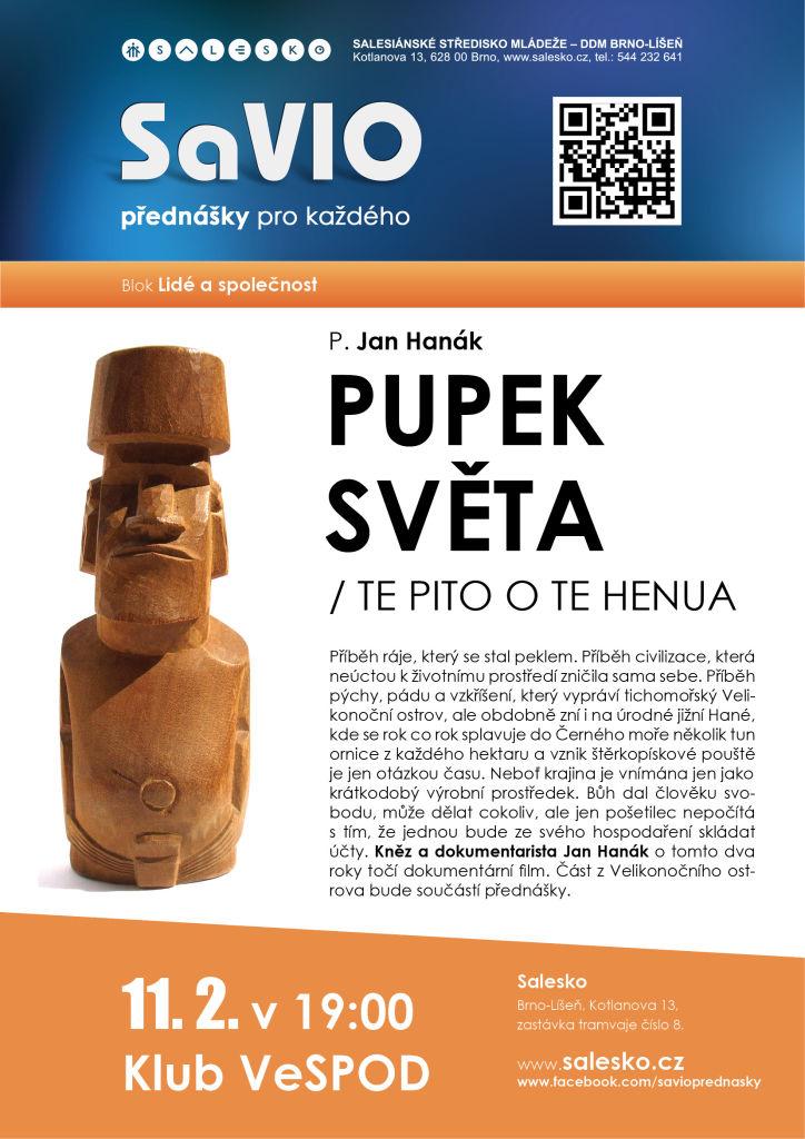 <a href='https://www.salesko.cz/savio-pupek-sveta-te-pito-o-te-henua-jan-hanak/' title='SaVIO – Pupek světa / TE PITO O TE HENUA (Jan Hanák)'>SaVIO – Pupek světa / TE PITO O TE HENUA (Jan Hanák)</a>