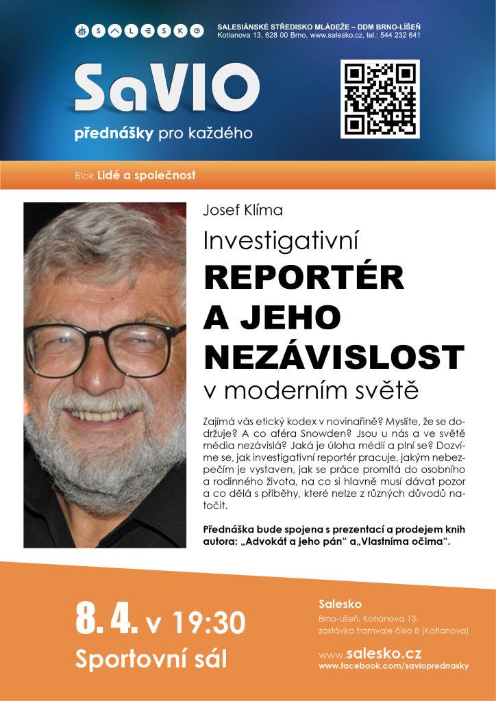 <a href='https://www.salesko.cz/savio-investigativni-reporter-jeho-nezavislost-v-modernim-svete-josef-klima/' title='SaVIO – Investigativní reportér a jeho nezávislost v moderním světě (Josef Klíma)'>SaVIO – Investigativní reportér a jeho nezávislost v moderním světě (Josef Klíma)</a>