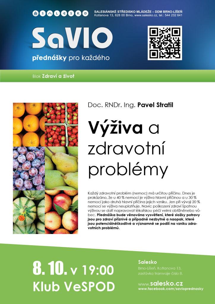 <a href='https://www.salesko.cz/savio-jak-vyziva-pusobi-vznik-nejcastejsich-nejzavaznejsich-zdravotnich-problemu-doc-rndr-ing-pavel-stratil/' title='SaVIO – Jak výživa působí vznik nejčastějších a i nejzávažnějších zdravotních problémů (Doc. RNDr. Ing. Pavel Stratil)'>SaVIO – Jak výživa působí vznik nejčastějších a i nejzávažnějších zdravotních problémů (Doc. RNDr. Ing. Pavel Stratil)</a>