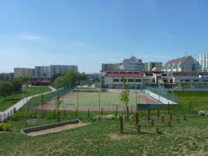 Fotbalové hřiště 2
